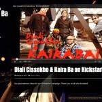 Diali Cissokho & Kaira Ba Post